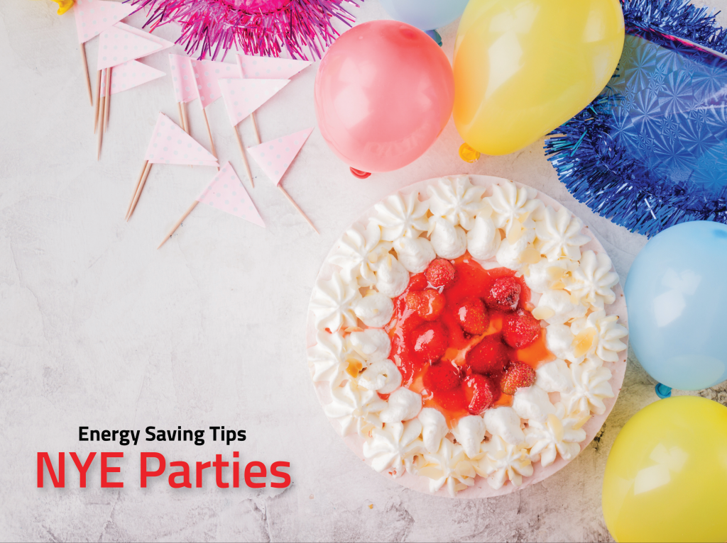 Energy Saving Tips For New Year''s Eve Parties