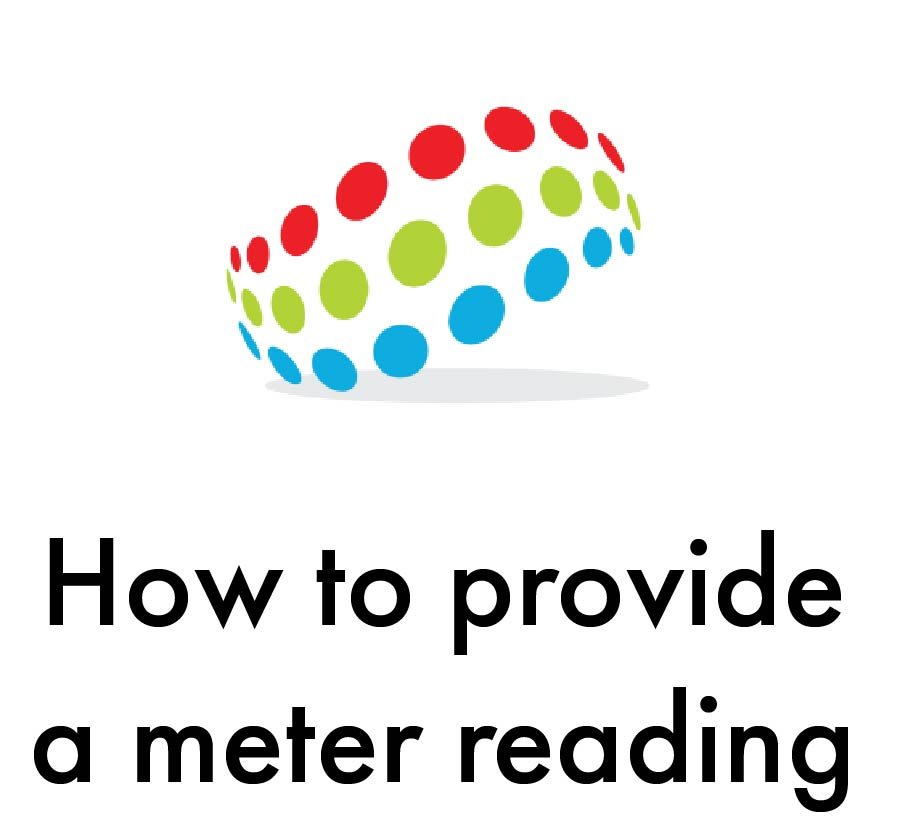 provide a meter reading
